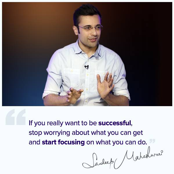 Sandeep Maheshwari Thoughts