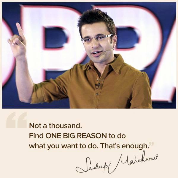 sandeep mheshwari quotes