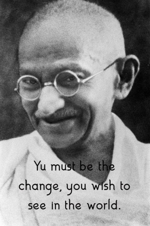 Life of Mahatma Gandhiji
