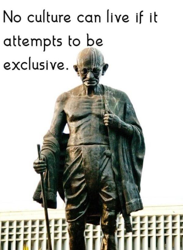 Mahatma Gandhiji photo