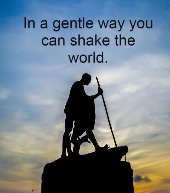 Mahatma Gandhiji image